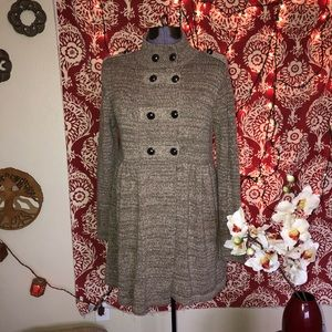 Style & Co. Sweater-Dressed